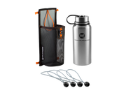Wilderness Systems Mesh Storage Sleeve & Water Bottle Kit-AQ-Outdoors