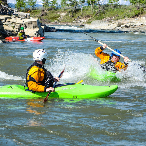 Aquabatics Whitewater Instructional Season Pass