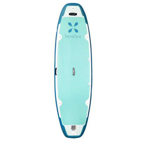 Level Six Ten 0 Yoga Ultralight Inflatable SUP Board-AQ-Outdoors