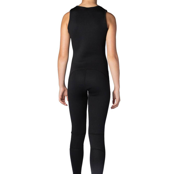 Level Six Youth Farmer John Wetsuit-Wetsuits-Level Six-AQ Outdoors Aquabatics