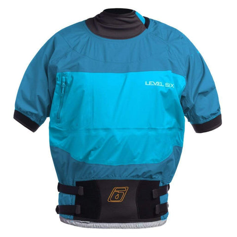 Australis Semi-Dry Top Paddling Tops GROTTO BLUE / S Level Six