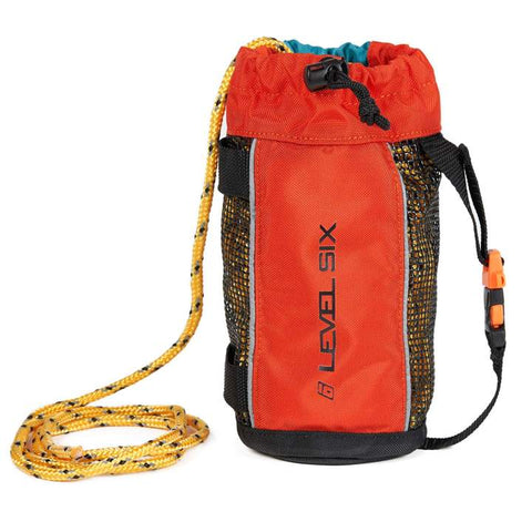 Level Six Compact Quickthrow Throwbag-Throwbags-Level Six-AQ Outdoors Aquabatics