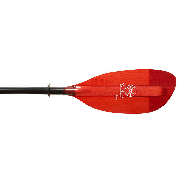 Werner Shuna Small Shaft Kayak Paddle