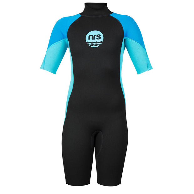 NRS Kids Shorty Wetsuit-Wetsuits-NRS-AQ Outdoors Aquabatics