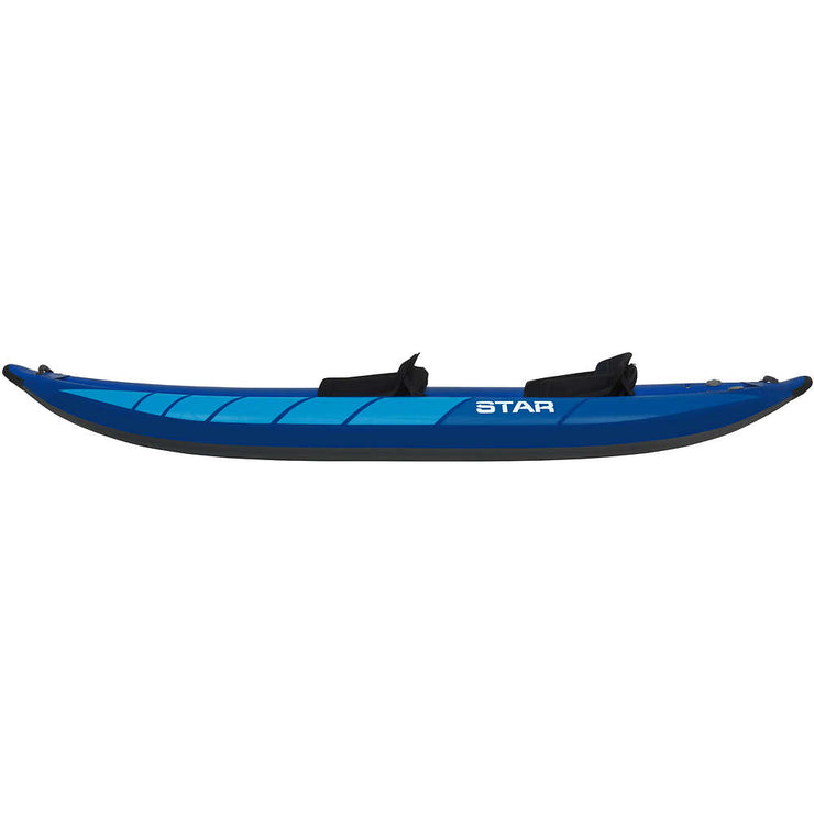 STAR Raven II Inflatable Kayak-Kayaks - Inflatable-STAR-AQ Outdoors Aquabatics