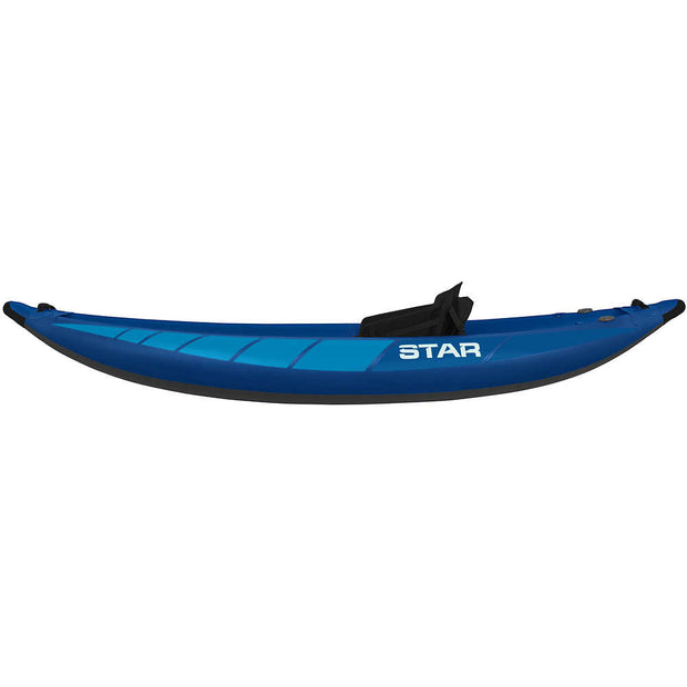 STAR Raven I Inflatable Kayak-Kayaks - Inflatable-STAR-AQ Outdoors Aquabatics