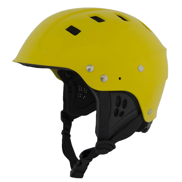 NRS Chaos Helmet - Side Cut-Plastic Helmets-NRS-AQ Outdoors Aquabatics