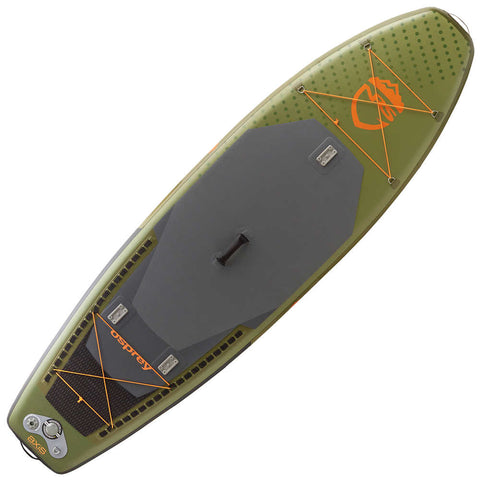 NRS Osprey Fishing Inflatable SUP Board-AQ-Outdoors
