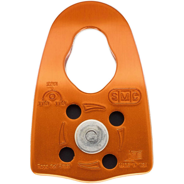 "SMC CRx 1"" Pulley-AQ-Outdoors"