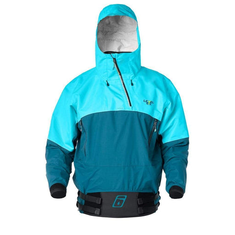 Juneau Jacket Paddling Tops GROTTO BLUE / XS Level Six