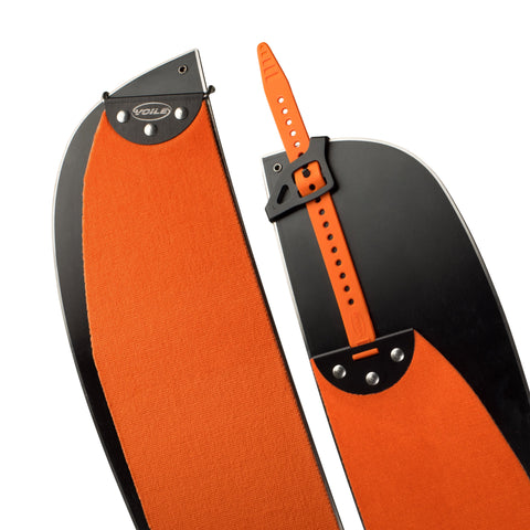 Voile Splitboard Skins with Tail Clip-Splitboard HQ - Skins & Accessories-Voile-AQ Outdoors Aquabatics
