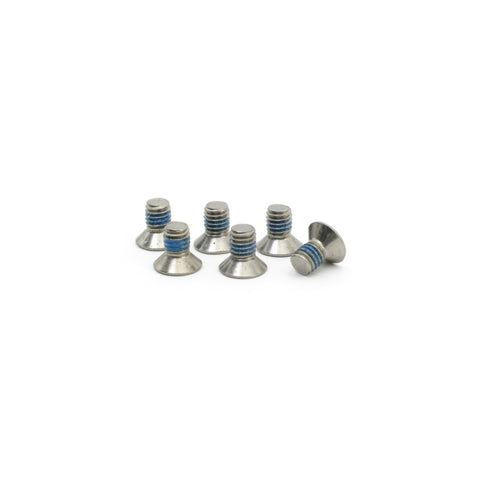 Voile Touring Bracket Screws (6x10mm)-AQ-Outdoors