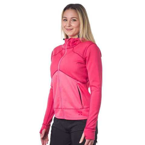 Level Six Womens Sombrio Eco-Stretch Neoprene Jacket-AQ-Outdoors