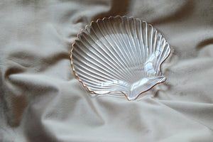 Seashell Glass Trinket