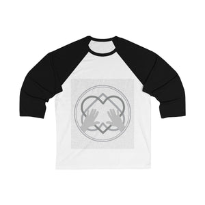 Unisex 3/4 Sleeve School of Sacred Knowledge Baseball Tee