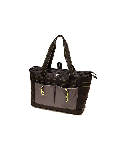 TWO COMPARTMENT TOTE COOLER