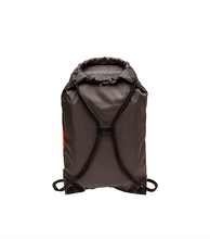 Load image into Gallery viewer, DRAWSTRING W/ZIP POCKET WATERPROOF BACKPACK