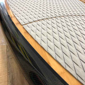 "LUNA 10'6"" x 31"" CARBON RAIL"