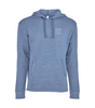 NorCal Roots Pullover Hoodie - Heather Bay Blue