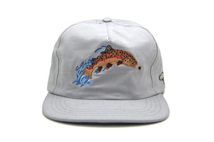 The Ampal Creative Butterbar Strapback Hat