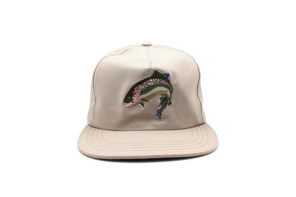 The Ampal Creative Trout 2 Strapback Hat