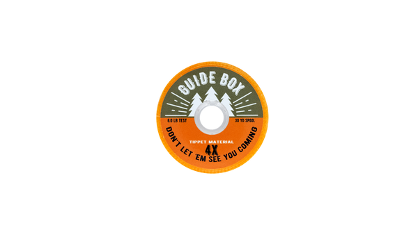 GuideBox 4x Fly Fishing Tippet