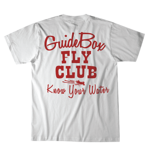 GuideBox Fly Club Tee