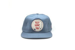 The Ampal Creative Keep Fishin' Fun Strapback Hat
