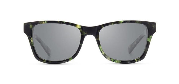 Shwood Canby Sunglass in Dark Forest / Grey Polarized