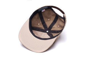 The Ampal Creative Sierras Pennant Strapback Hat