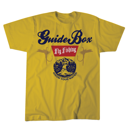 GuideBox Cold Ones Tee