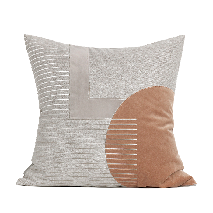 Deco Incognito Geometry Cushion