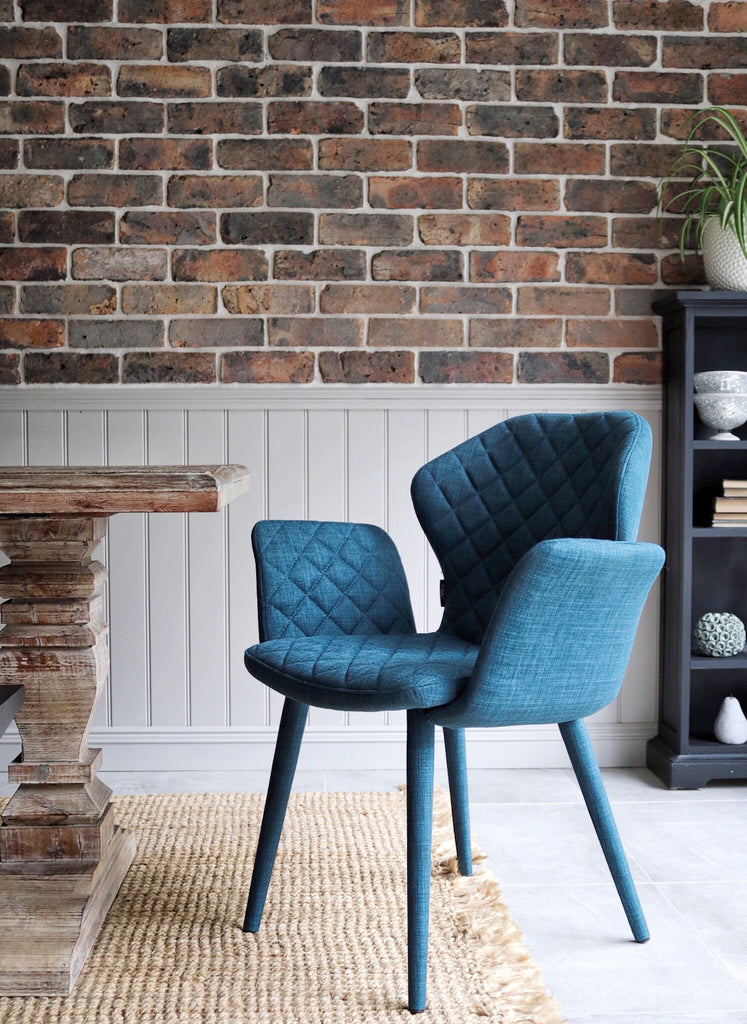 BONA Navy Dining Chair