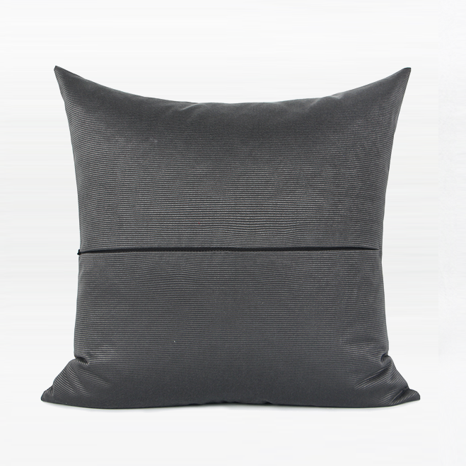 CAMILA Grey And White Cushion