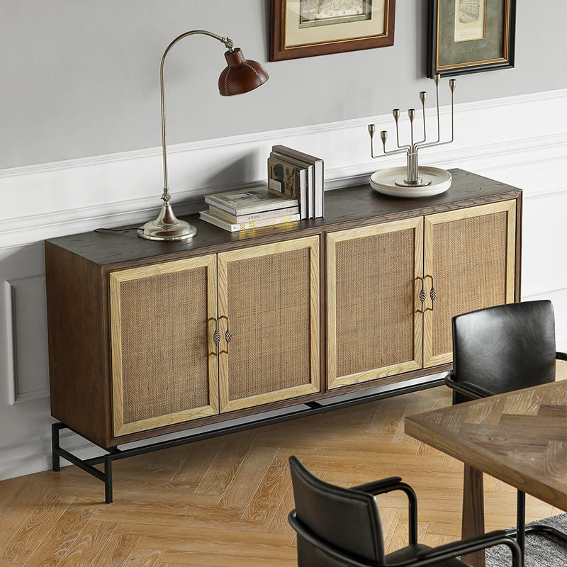 Rattan Lux Sideboard