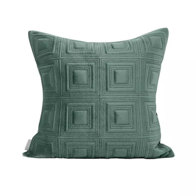 Elliana Green Cushion
