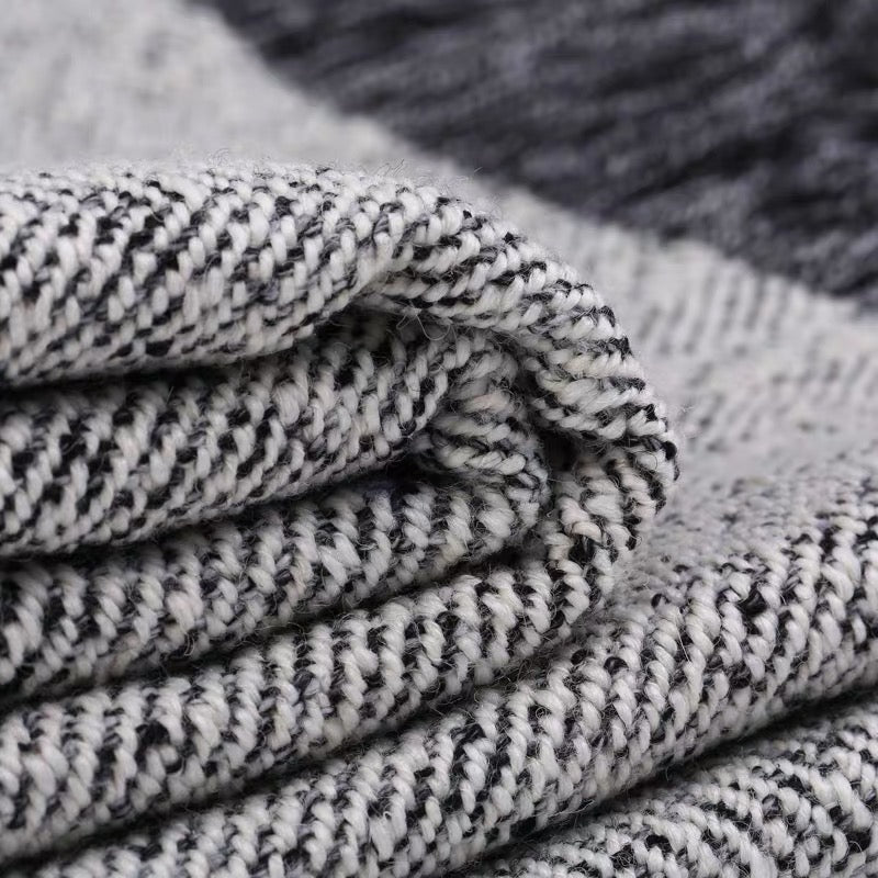 Gordon Grey Wool Blanket