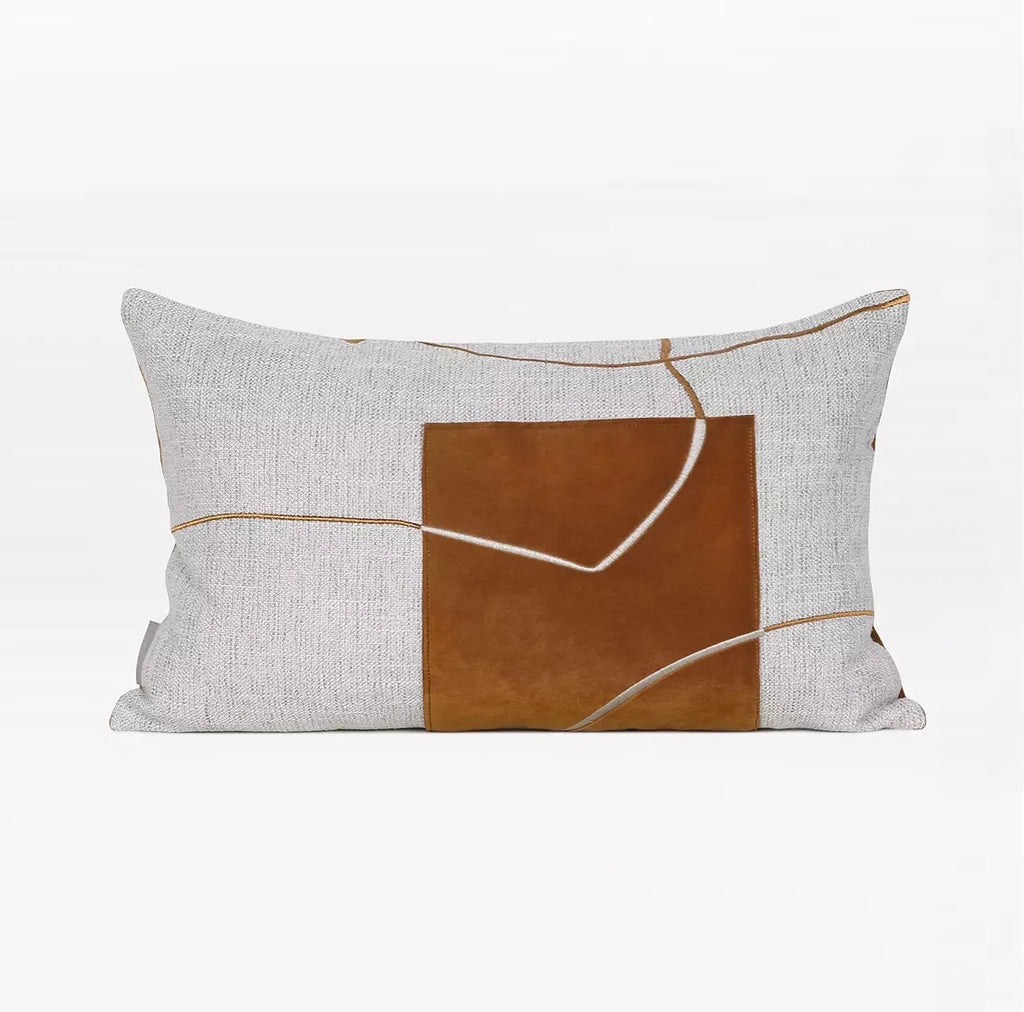 Cora Chamois Cushion