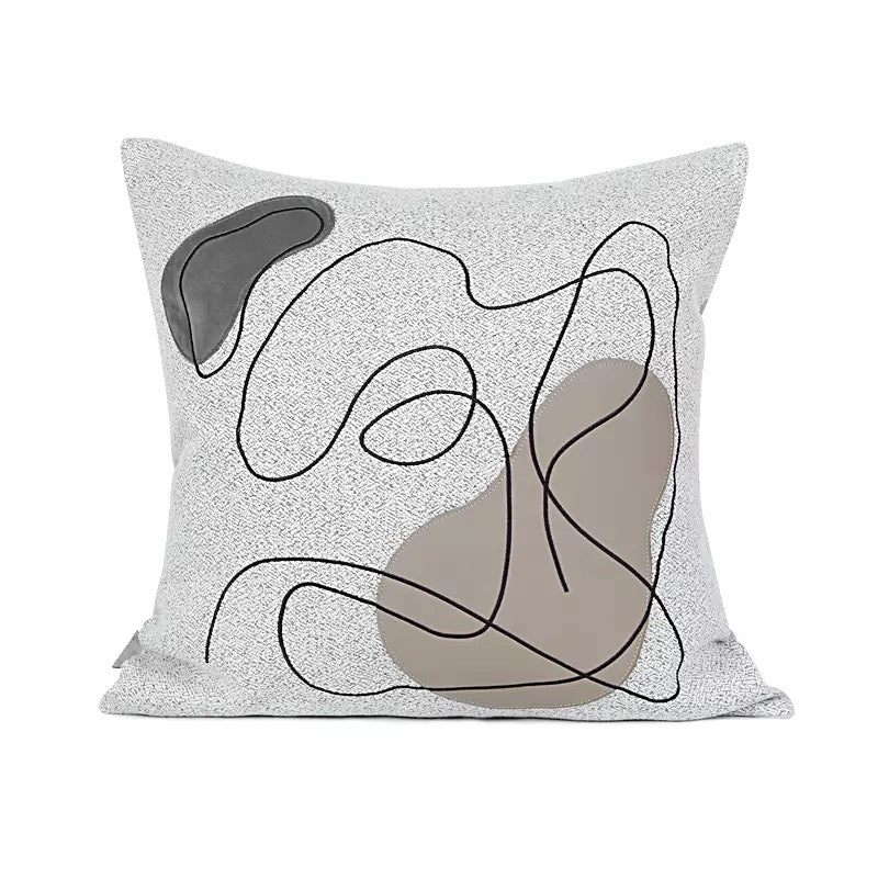 Millie Graphic Cushion