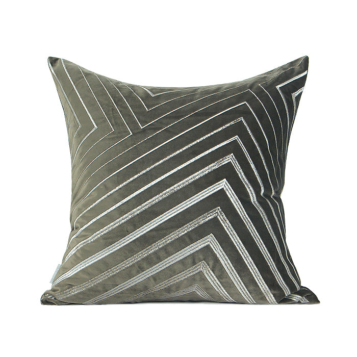 Madison Striped Cushion