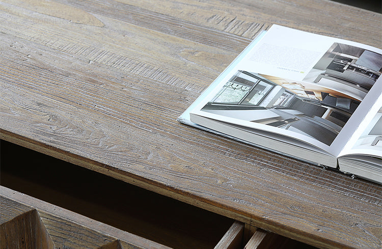 LANTY Elm Coffee Table