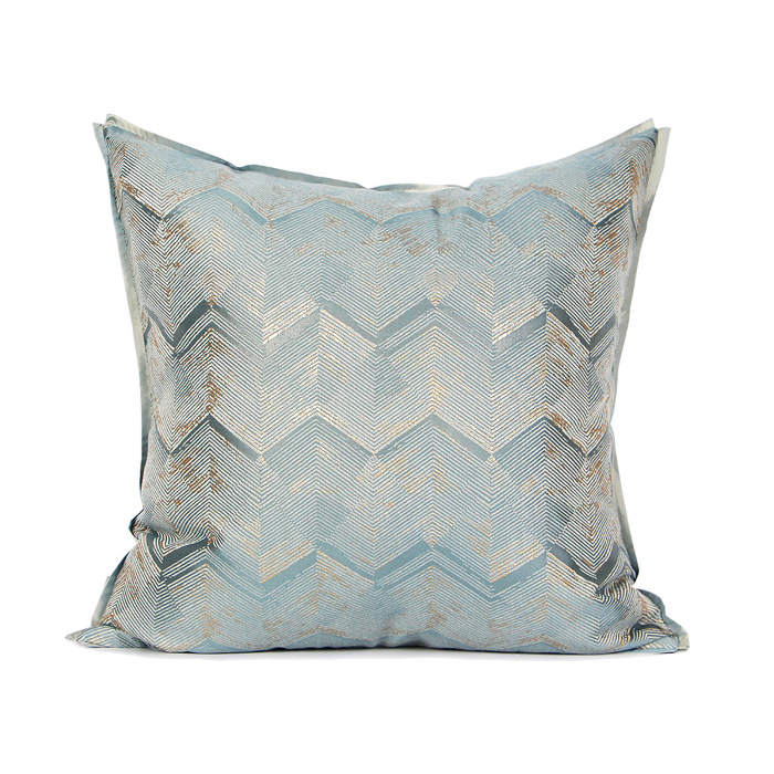 Hera Pale Blue Cushion