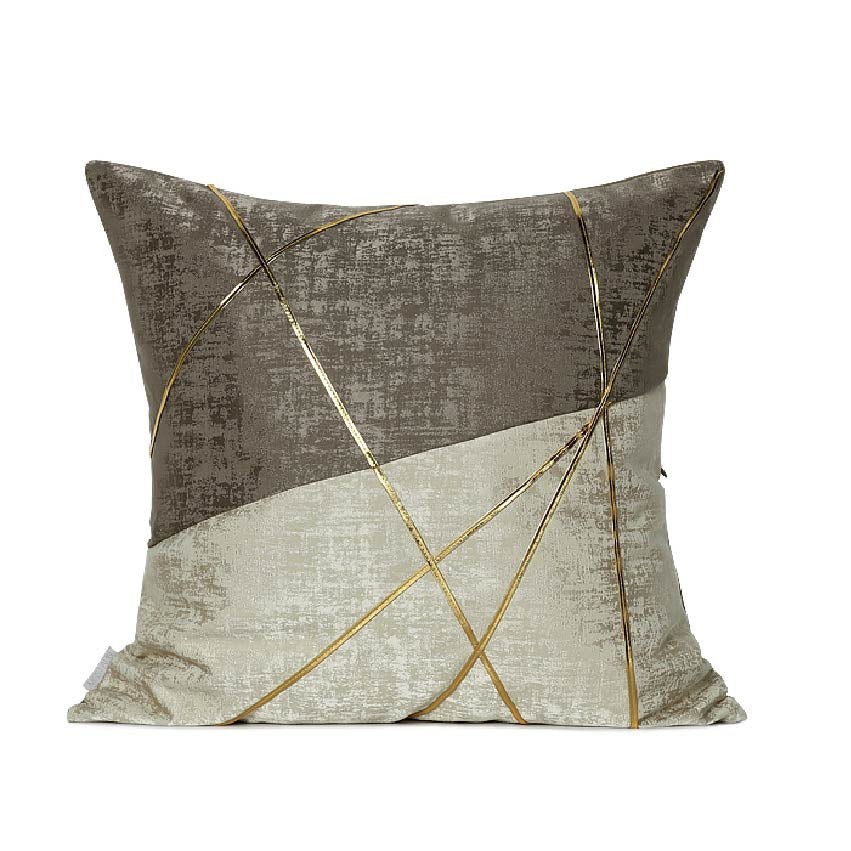 Hazel Gold Cushion