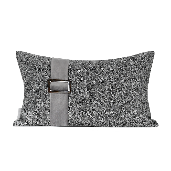Grey Cushion 30x50cm