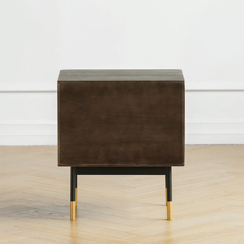 Helena Boxwood Nightstand
