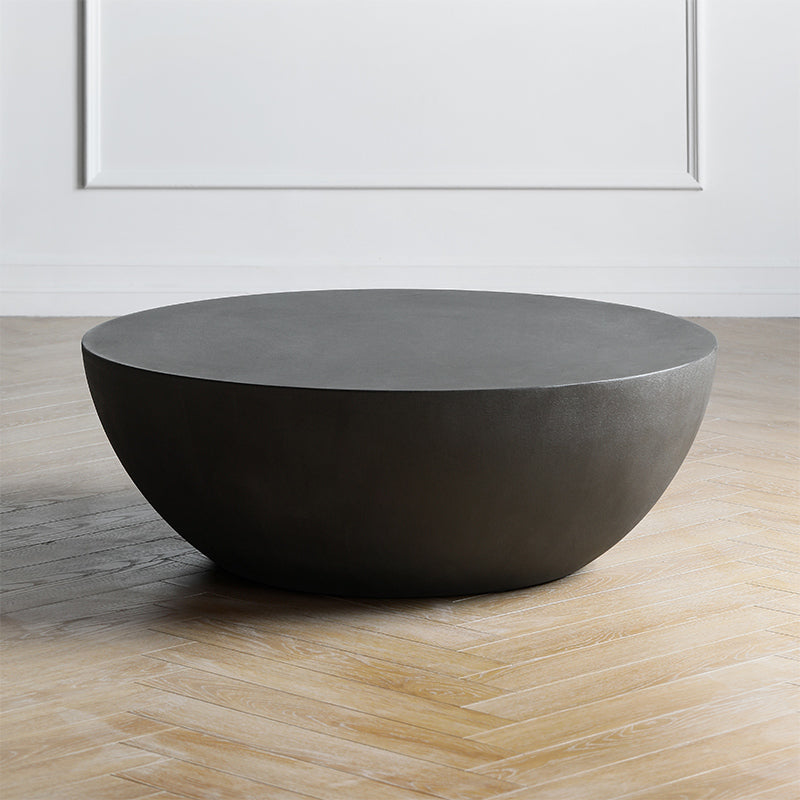 Concrete Round Coffee Table