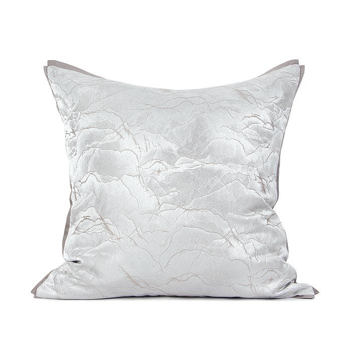 Scenic Jacquard cushion