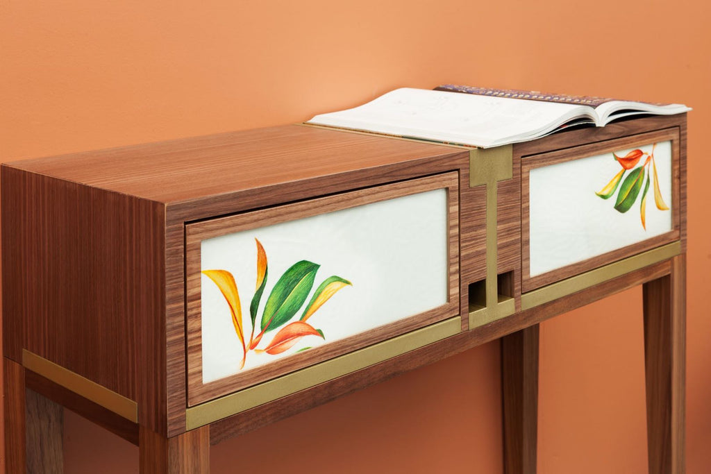 Urban Oasis Console Table