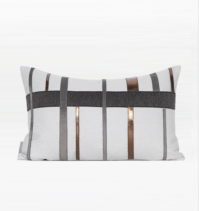 Verona Cushion Grey 30x50cm