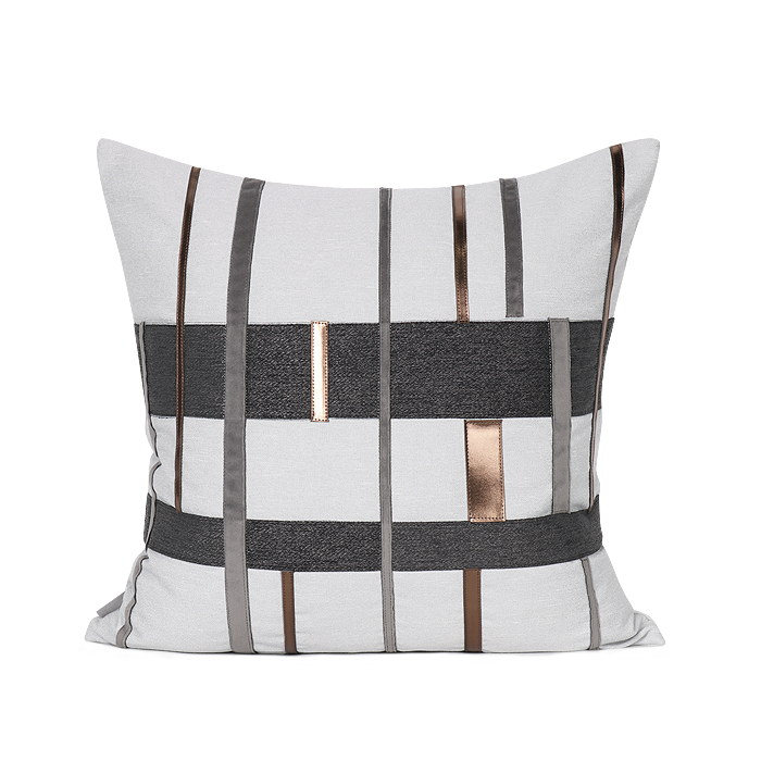 Verona Cushion Grey